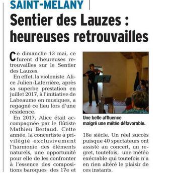Ensemble Artifices - Article Ardèche Méridionale
